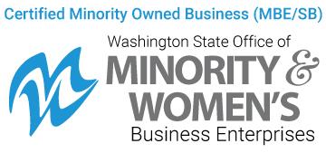 Certified Washington State Minority and Women Business Enterprises